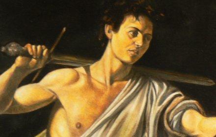Davide e Golia (copia da Caravaggio)